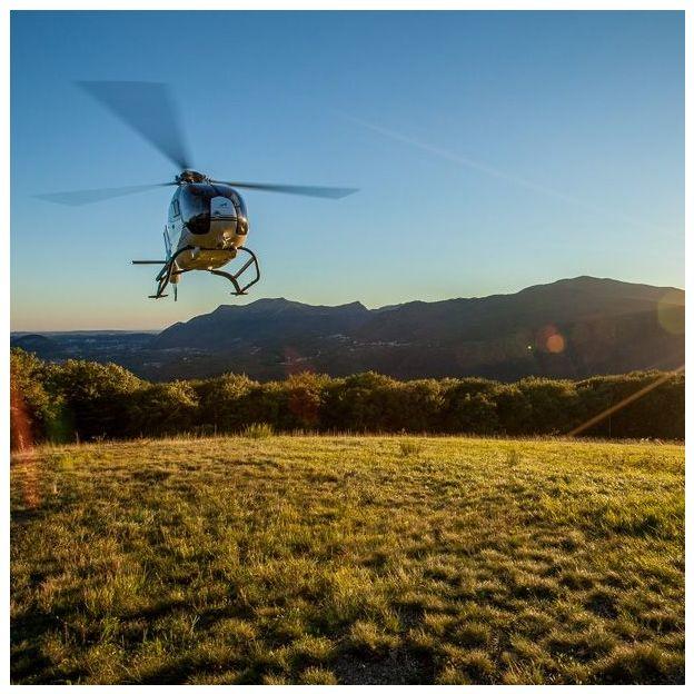 15 Minuten Helikopterflug in der ganzen Schweiz