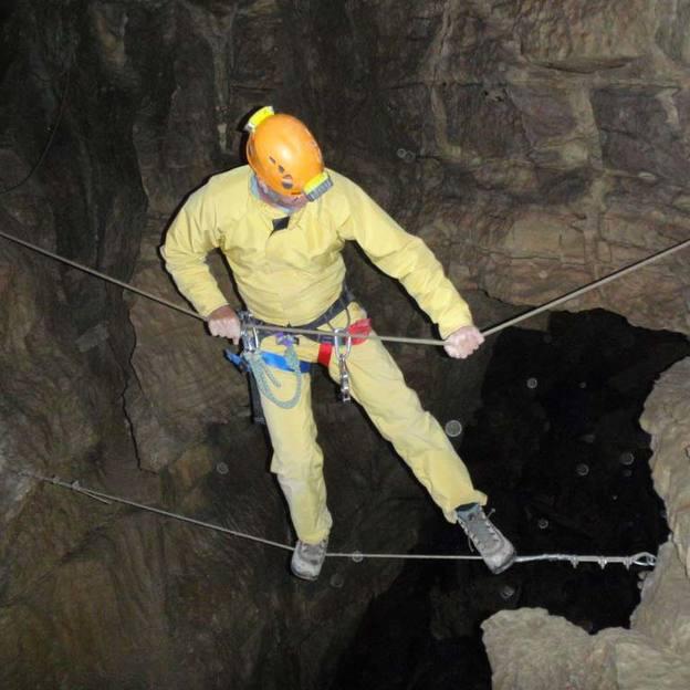 Accrogrotte®  Höhlentour in Vercors