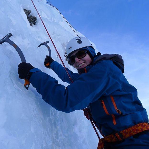 Eiskletter Grundkurs in Adelboden