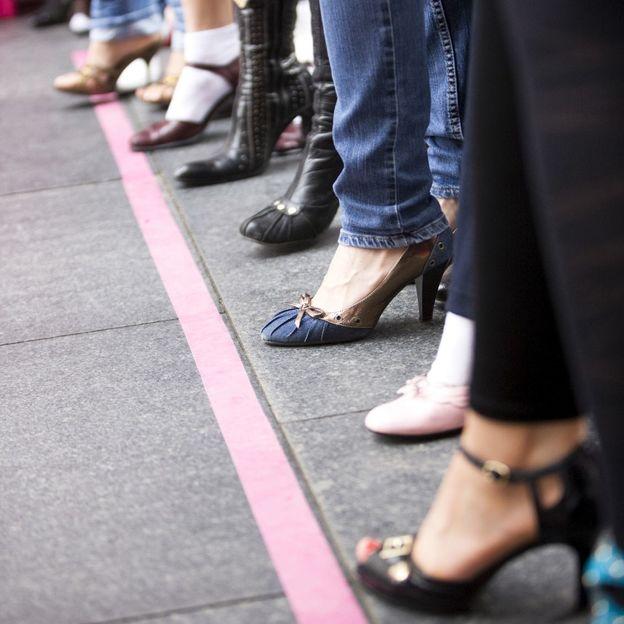 Firmen: High Heel Coaching für Geschäftsfrauen