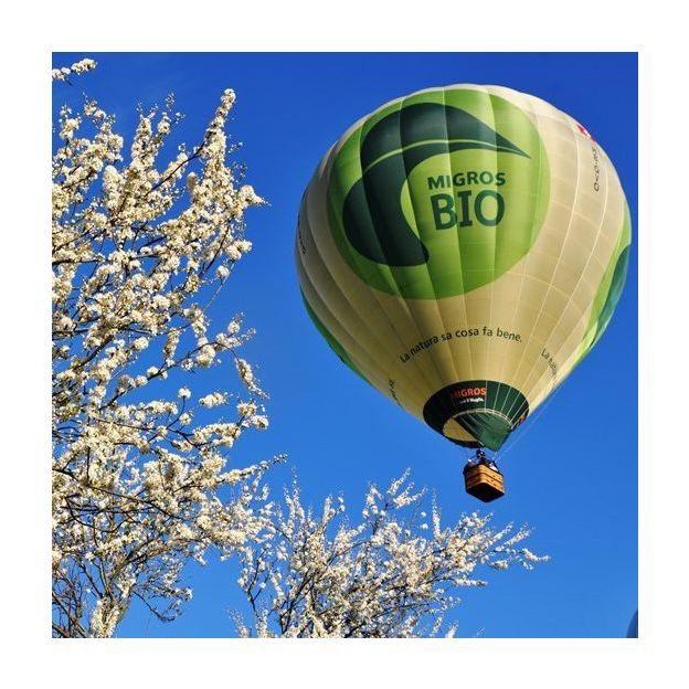 Vol en montgolfière Bâle ( 90 min)