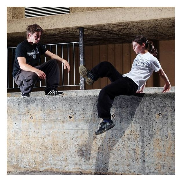Personal Parkour Training (2 Stunden)