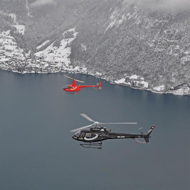 Firmen: Bern City Helikopterflug