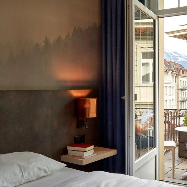 Vol en hélicoptère Eiger-Mönch-Jungfrau Sud et Séjour chalet hôtel