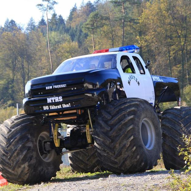 Conduite Monster Truck US