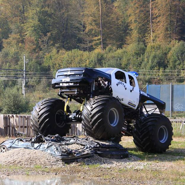 US Monster Truck selber fahren