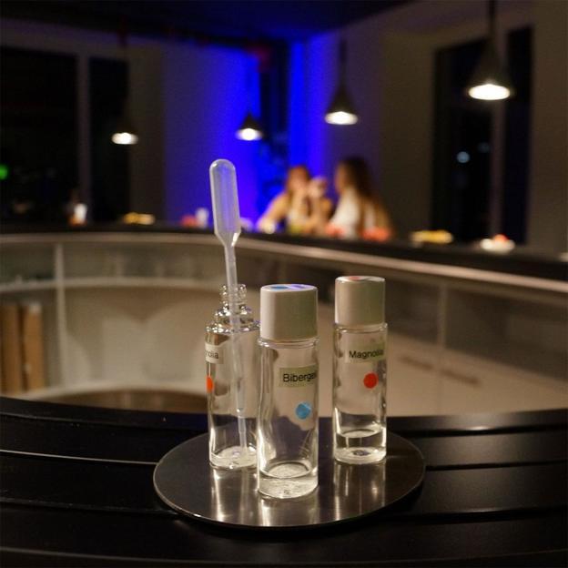 Firmen: Parfum-Workshop im Aathal