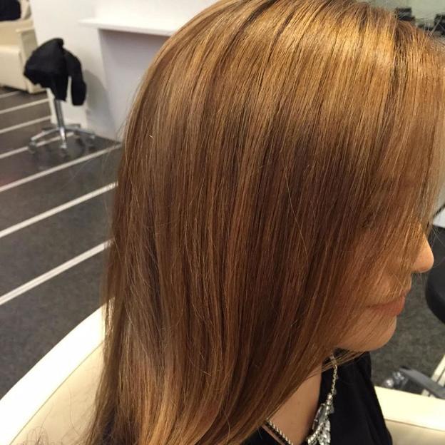 Damen-Haarschnitt inkl. Styling bei Star Coiffeur Gianni Tomasulo