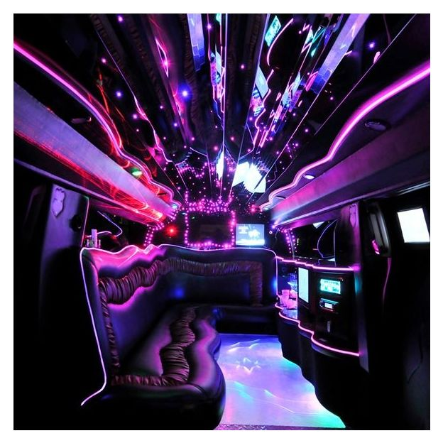 Package City Tour 1h  Hummer H3 Stretch Limousine (jusqu'à  9 pers)