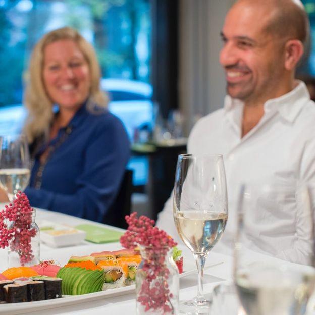 Sushi & Wein - Kreieren und Degustieren