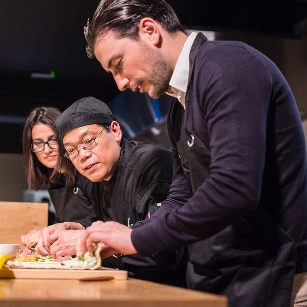 Sushi & Wein - Kreieren und Degustieren mit Kai Sushi Lessing