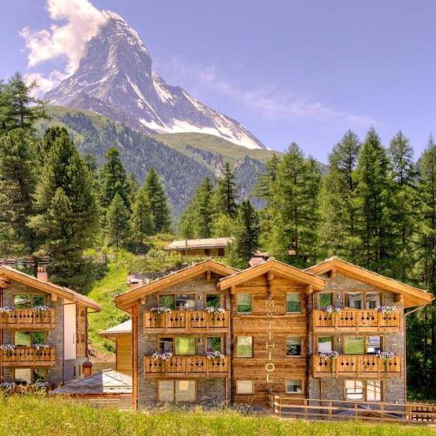 Bergromantik und Entspannung für 2 in Zermatt