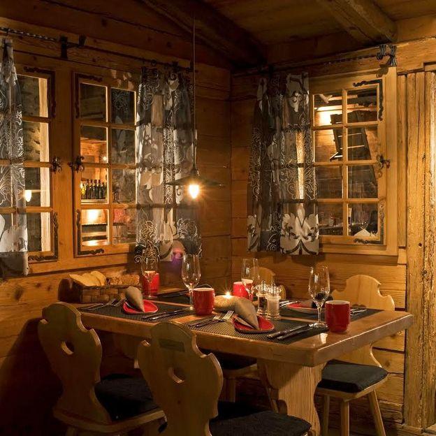 Zweisamkeit mit Genuss und Feuer in Grindelwald