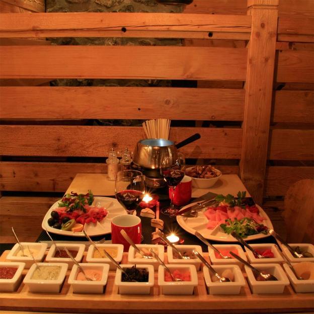 Escapade romantique et dessert flambé à Grindelwald (2 pers)