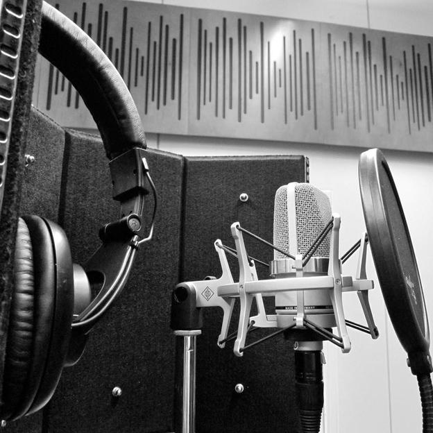 Gesangsaufnahme - Live your Passion!