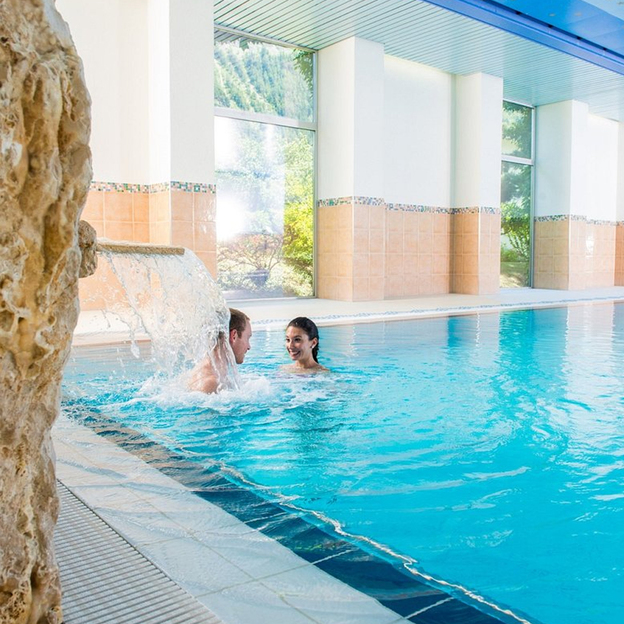Alpines Wellness-Weekend im Wallis