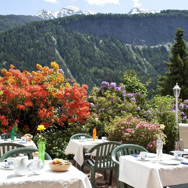 Alpines Wellness-Weekend im Wallis