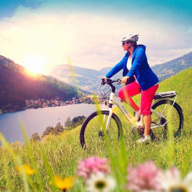 Séjour E-bike sur la route du fromage de l'Emmental
