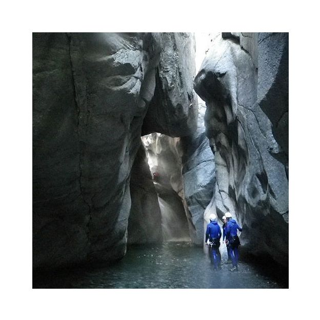 Canyoning Expert Pontirone dans le Tessin