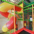 Aire de jeux indoor - 10 entrées