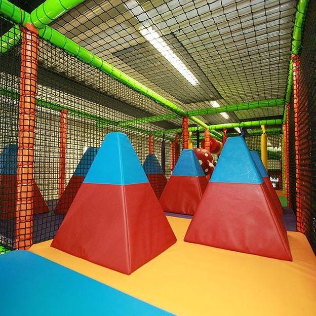 Indoor Kinderspielplatz (10 Eintritte)