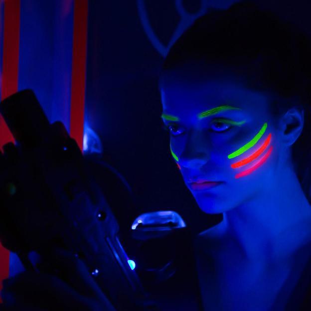 Lasertag für Kinder in Basel (1 Stunde)