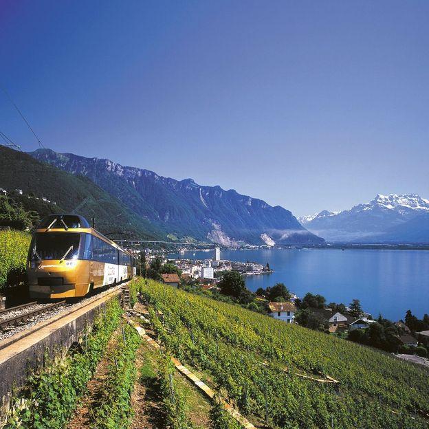 GoldenPass Line (2 Tage / 1 Nacht)