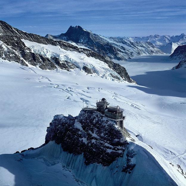 Jungfraujoch (2 Tage / 1 Nacht)