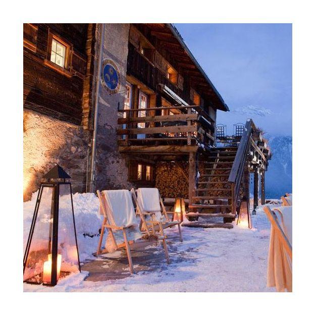 Hôtel de montagne romantique Lenzerheide