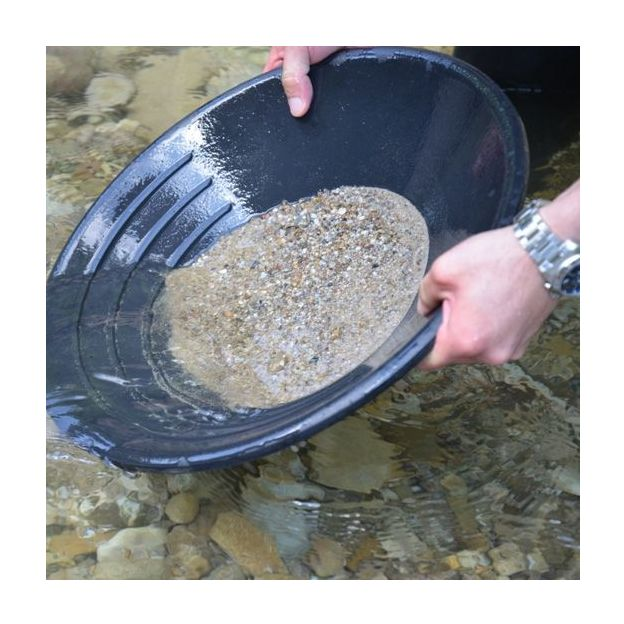 Firmen: Goldwaschtag im Napfgebiet