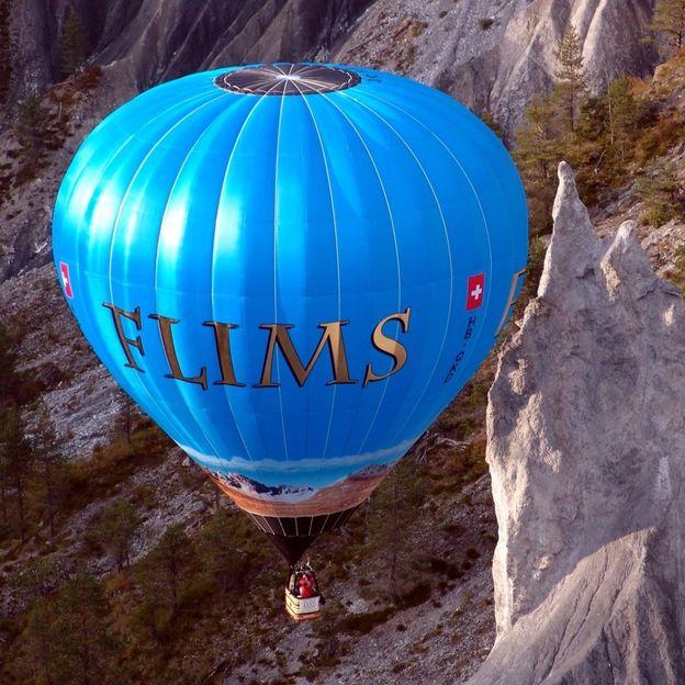 Firmen: Ballonfahrt 2 x 1 Stunde