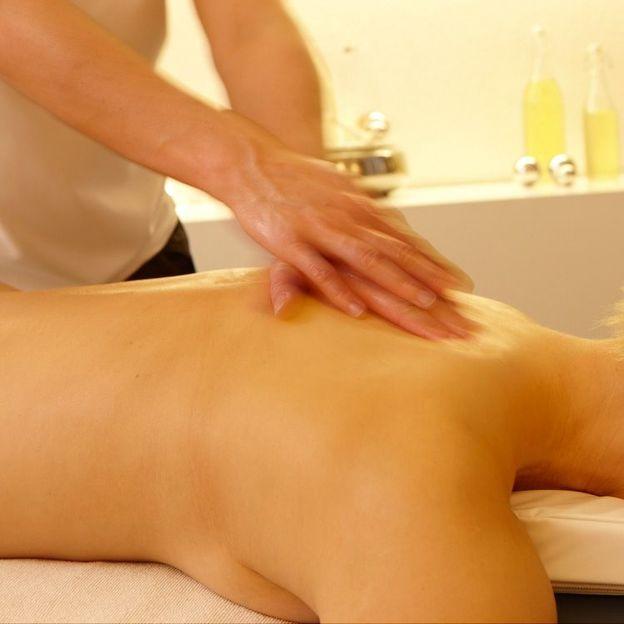 Breuss Rückenmassage 55 Minuten