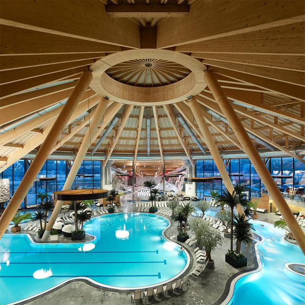 Erlebnisbad - Wasserwelten, Sauna und Hammam