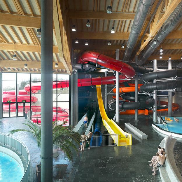 Erlebnisbad - Wasserwelten, Sauna und Hammam aquabasilea
