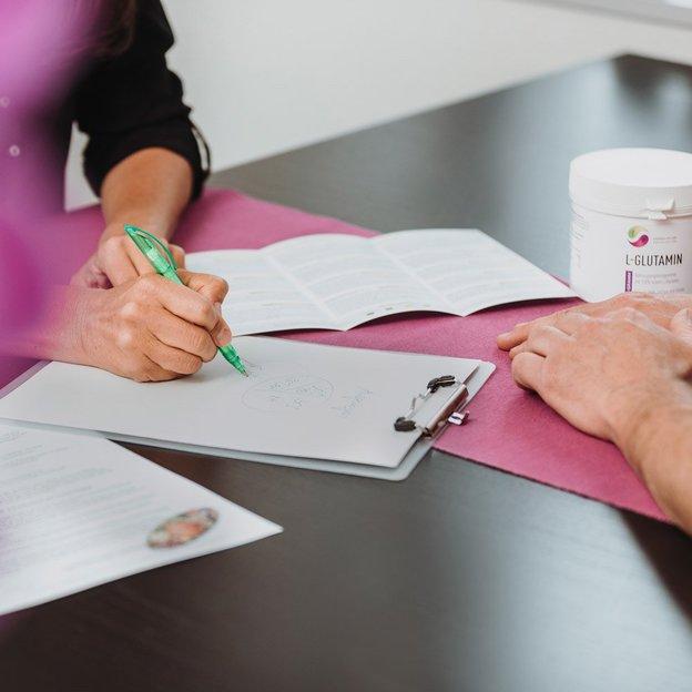 CRS® Stoffwechselanalyse inkl. Ermittlung des Ernährungstypen