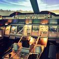 Firmen: Flugsimulator in Basel oder Zürich