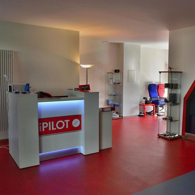 Firmen: Flugsimulator in Zürich