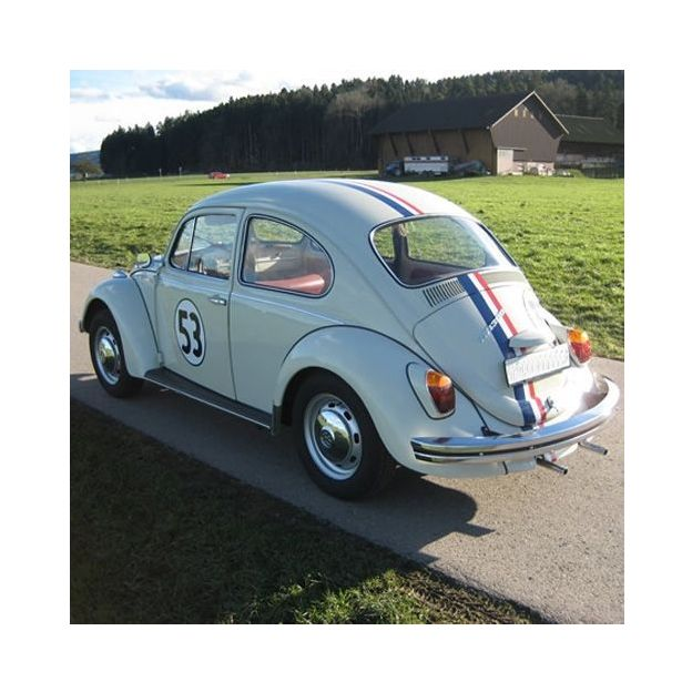 VW Käfer Herbie 1 Tag