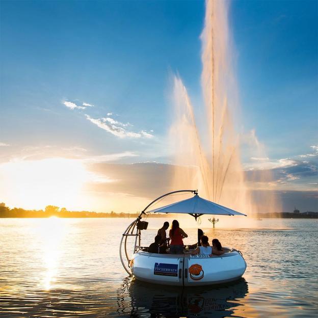 Grillplausch auf dem Bodensee 1 Stunde (20 Personen)