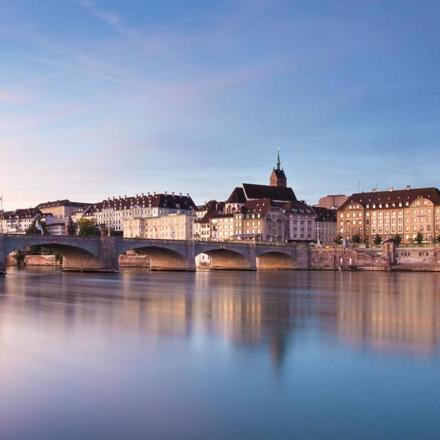 Entdecke Basel, die Schweizer Kulturhauptstadt am Rhein