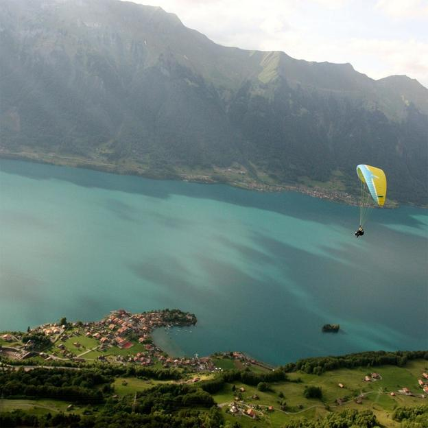 Paragliding-Kajak Package mit Übernachtung