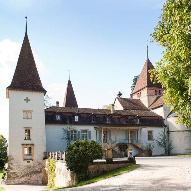Übernachtung in der exklusiven Schloss Turmsuite