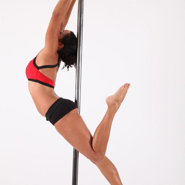 Poledance Privatlektion à 75 Minuten