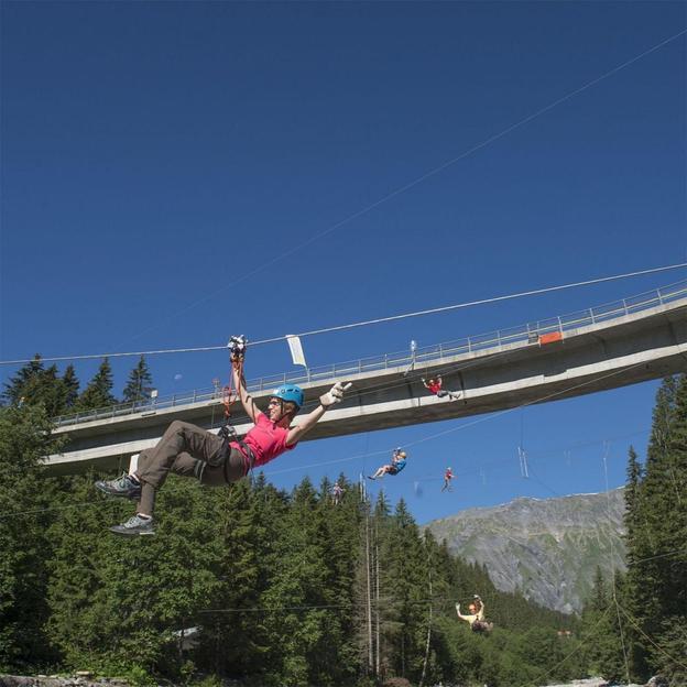 Adventure Park Adelboden - Entrée Adulte