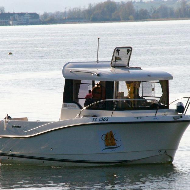 Schnupperkurs Motorboot auf dem Zürichsee