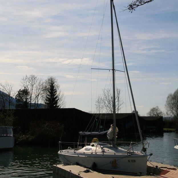 Initiation cours de voile sur le lac de Zurich
