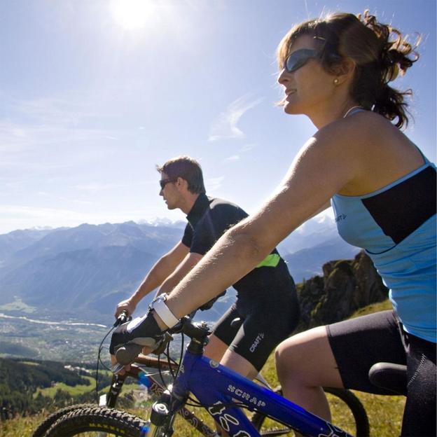 Aventure VTT et Wellness dans le Valais