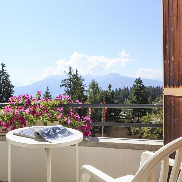 Séjour à la montagne dans le Valais