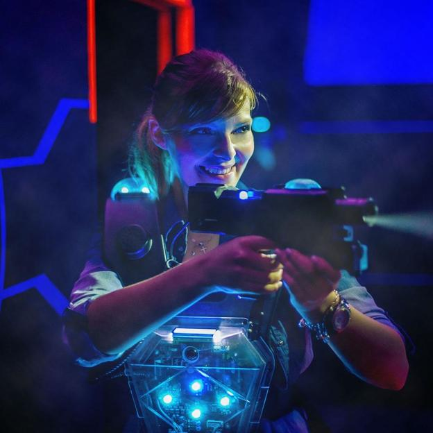 Laser Tag Spiel in Dietlikon (Erwachsene)