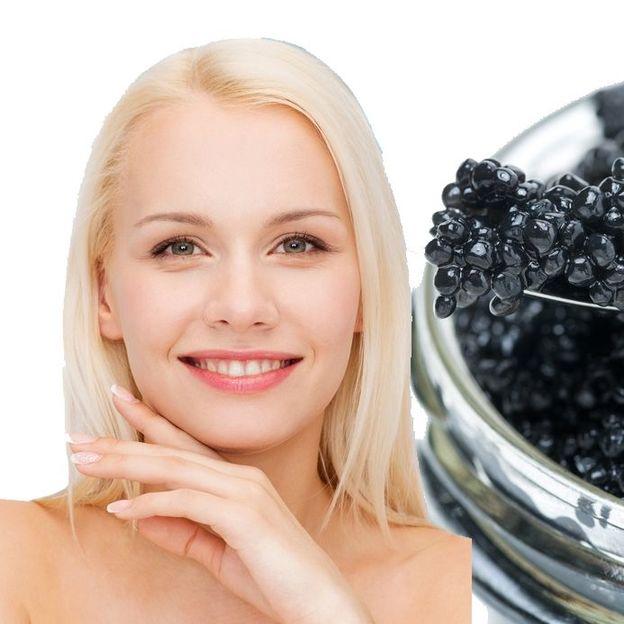 Soin visage anti-âge collagènes Perle & Caviar